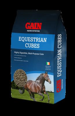 Equestrian Cubes 25kg