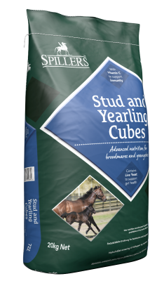 Stud and Yearling Cubes 20kg